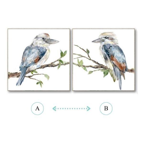 Kookaburra Canvas Artwork Homewares