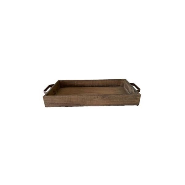 Rustic Wooden Tray