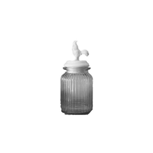 Rooster Candy Jar