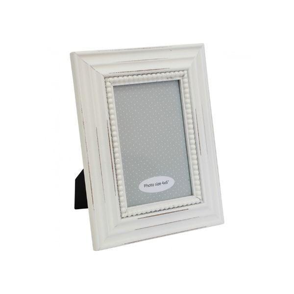 White Washed Photo Frame