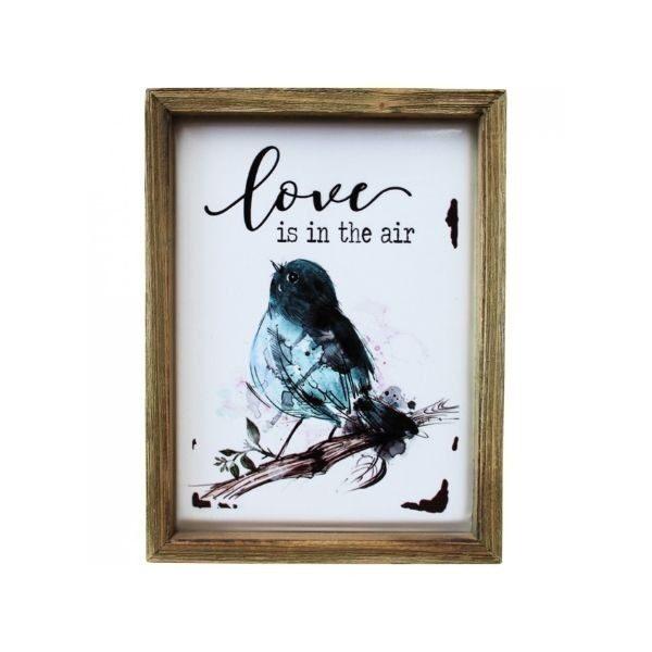 Love Bird Homewares Sign