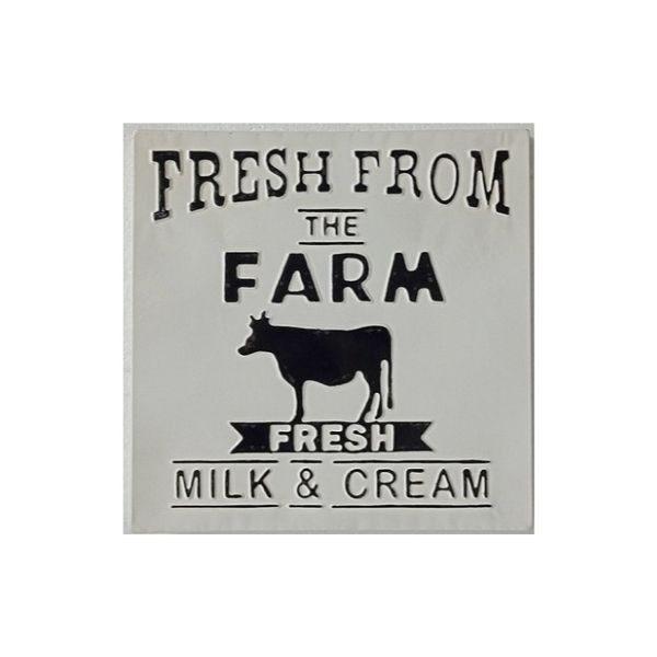 Farmhouse Wall Sign Online Homewares