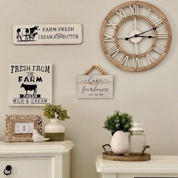 Farmhouse Homewares Gunter Collection